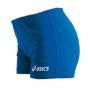 Шорты волейбольные Asics Short Wall Lady синий - белый