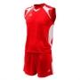 Форма волейбольная Nesco Merano красный - белый