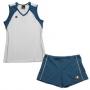 Форма волейбольная Champion 701455/456 белый - голубой