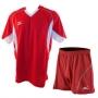 Форма волейбольная Mizuno Mens Club красный - белый