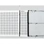 Сетка волейбольная KV.Rezac 15015801 черный - белый
