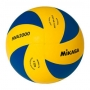 Мяч волейбольный Mikasa MVA2000SOFT желтый - синий