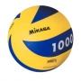 Мяч волейбольный Mikasa MVT1000 желтый - синий