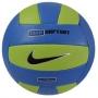 Мяч волейбольный Nike 1000 Soft set outdoor voleyball синий - салатовый