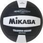 Мяч волейбольный Mikasa MGV500 белый/черный черный - белый