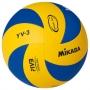 Мяч волейбольный Mikasa YV-3 Youth желтый - синий
