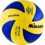 Мяч волейбольный Mikasa MVA350SL желтый - синий