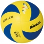 Мяч волейбольный Mikasa MVA123L желтый - синий