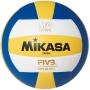 Мяч волейбольный Mikasa MV5PC синий - желтый