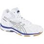 Кроссовки волейбольные Asics Gel-Beyond MT AW13 (женские) белый - темно-синий