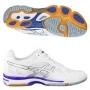 Кроссовки волейбольные Asics Gel-Beyond AW13 (женские) белый - синий