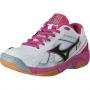 Кроссовки волейбольные Mizuno Wave Twister 2 AW13 (женские) белый - розовый