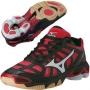 Кроссовки волейбольные Mizuno Wave Lightning RX2 AW13 красный - черный