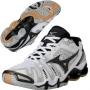 Кроссовки волейбольные Mizuno Wave Tornado 8 AW13 белый - черный