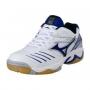 Кроссовки волейбольные Mizuno Wave Rally 3 SS13 белый - темно-синий