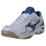Кроссовки волейбольные Mizuno Wave Twister 2 AW12 белый - синий