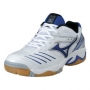 Кроссовки волейбольные Mizuno Wave Rally 3 AW12 белый - синий