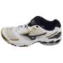 Кроссовки волейбольные Mizuno Wave Lightning 7 белый - черный