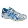 Кроссовки волейбольные Asics Gel-Beyond BN802 серый - голубой