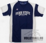 Майка Champion Men's Match Jersey 700679 синяя (мужская)